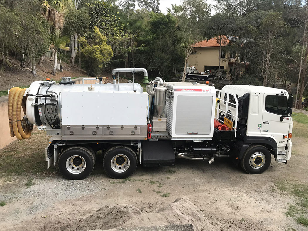 sucker-truck-hire-sunshine-coast