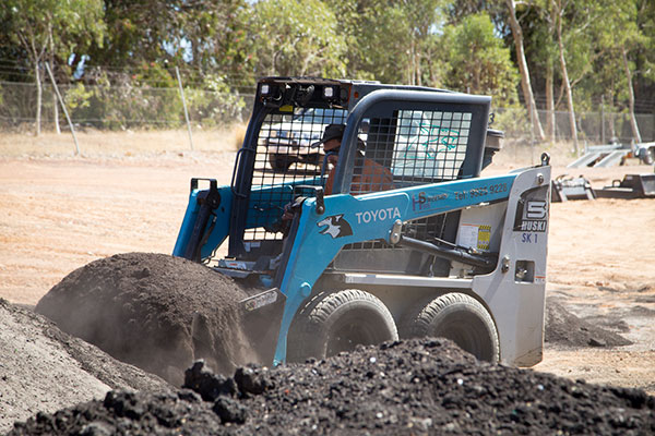 Sweeney Hire Excavation Services Peel