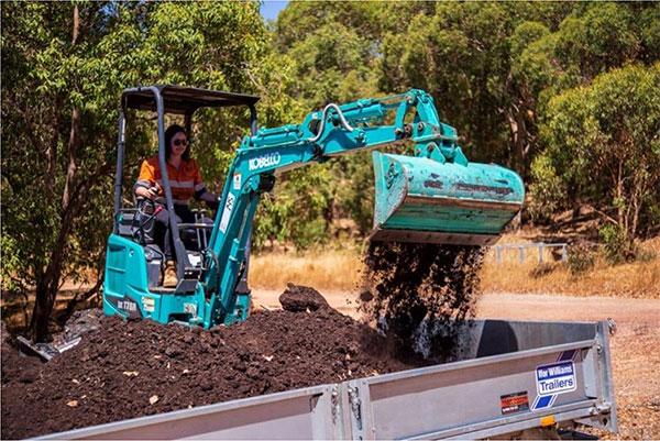 Sweeney Hire Excavation Services Peel