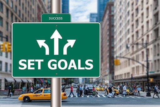 define un objetivo específico