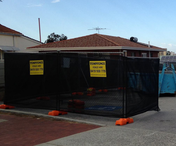 Commercial Fence Hire Throughout Perth