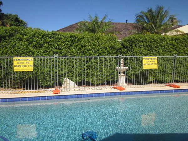 Pool Fence Hire Throughout Perth