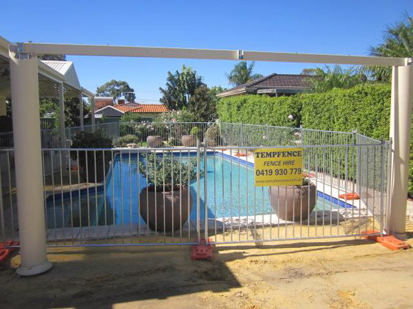 Pool Fence Hire You Can Trust