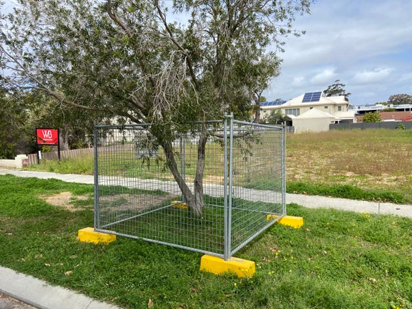 Tree Protection Commercial Fence Hire | Perth