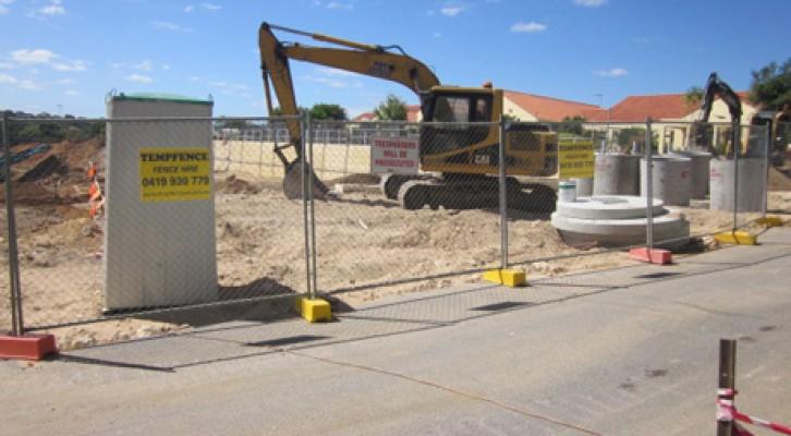 Temporary Fencing Contractors Perth
