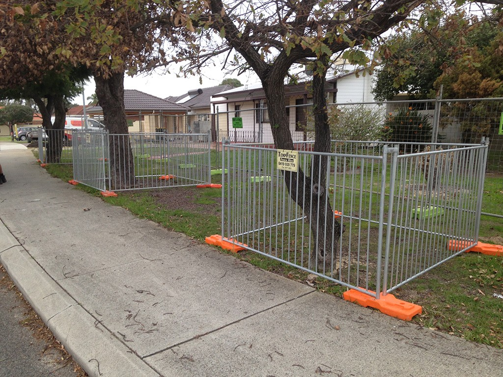 Temporary Fencing Locations perth
