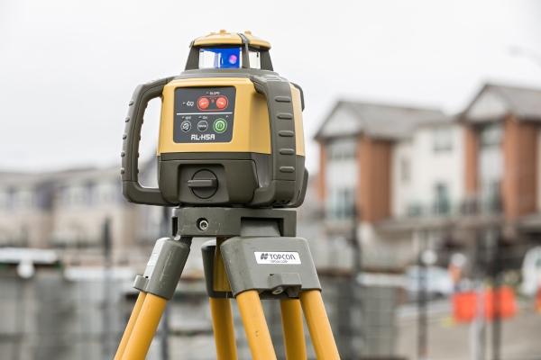Topcon laser level rl-h5a