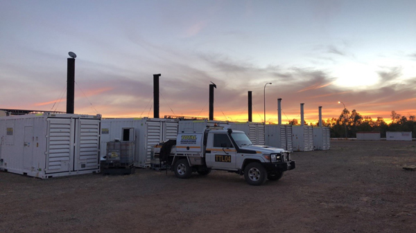 Total Generators Head Office