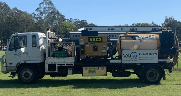 Vermeer VSK800HD (4000L) Sewer Jet Unit for Hire