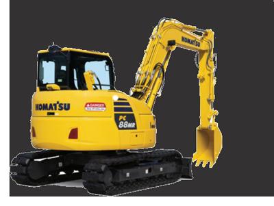 8 tonne excavator Bundaberg