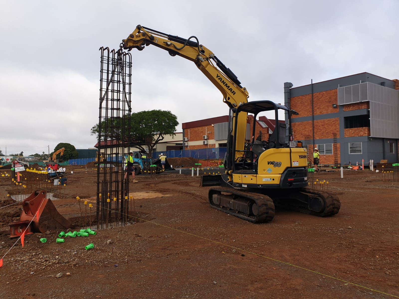 Maryborough State High School Excavation & Renovation