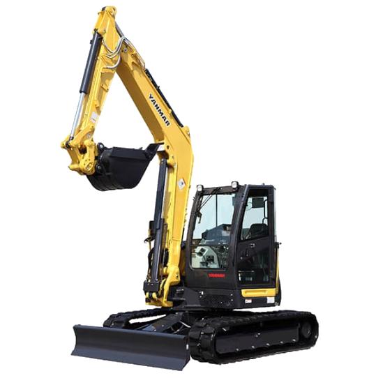 5 tonne excavator hire Gympie