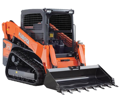 Bobcat, skid steer and bobcat hire Maryborough