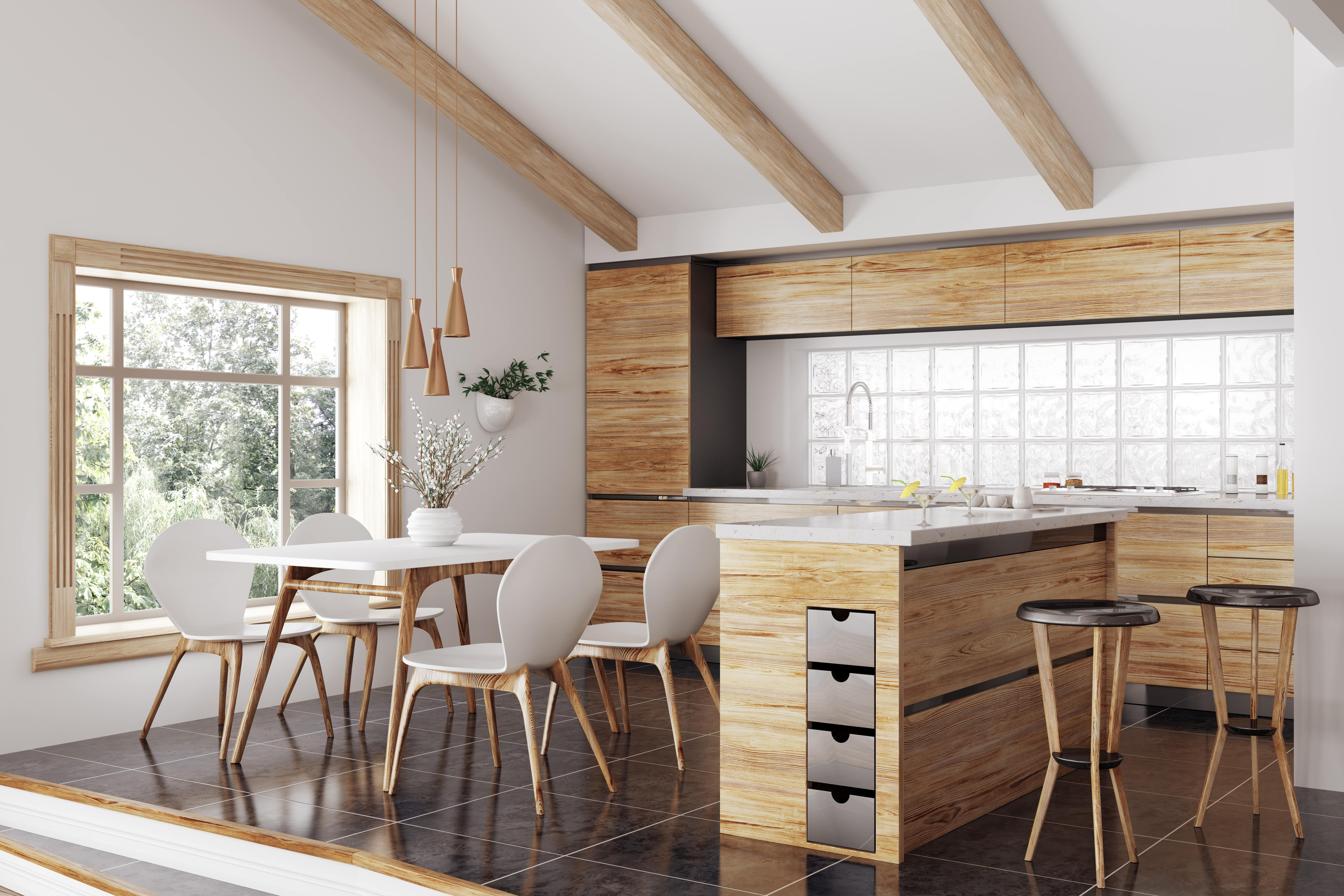 Wooden Cabinets Townsville